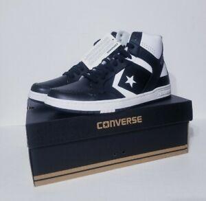 Converse Weapon Mid Top Larry Bird Vintage Black White Shoes ...