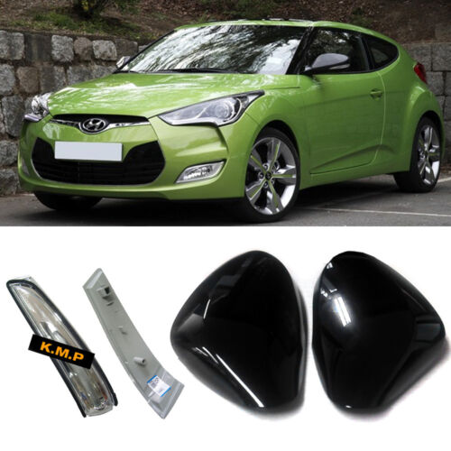 Genuine Parts Side Mirror Cover Repeater LH//RH for HYUNDAI 2011-2016 Veloster