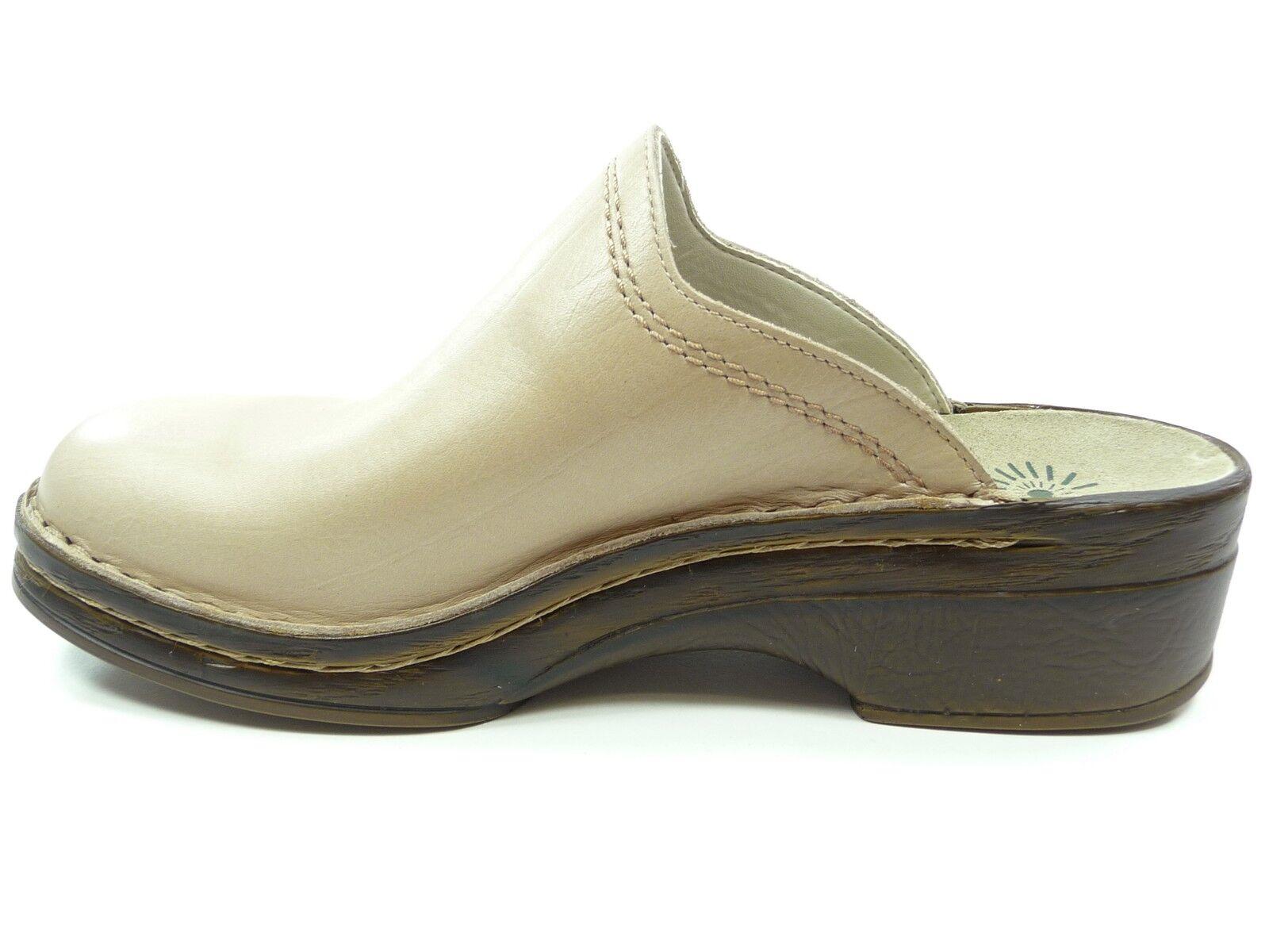 HELIX Schuhe Herrenschuhe Pantoletten Stein Clogs in Beige Stein Pantoletten 52011-32 b0ccd1