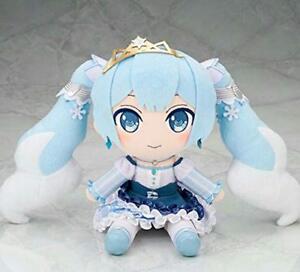 Snow-Miku-muneca-de-felpa-juguete-de-Peluche-Princesa-ver-Hatsune-Regalo-20cm-anime-de-Japon