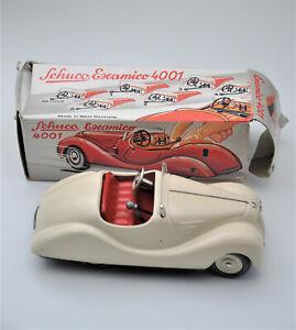 Old toy car model schuco examico 4001 collection