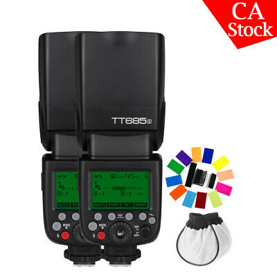 GODOX TT685S TTL Camera Flash with X1T-S Trigger GN60 1//8000S HSS External Flash Speedlight 2.4G Wireless Transmission for Sony DSLR Cameras A7 A7S A7SII A7R A7RII A7II A6000 A6300 A6500 A77II A58 A99