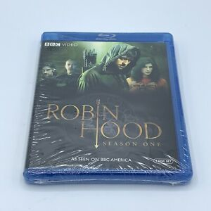 Robin-Hood-Season-1-Blu-ray-Disc-2008-4-Disc-Set-BBC-New-And-Sealed