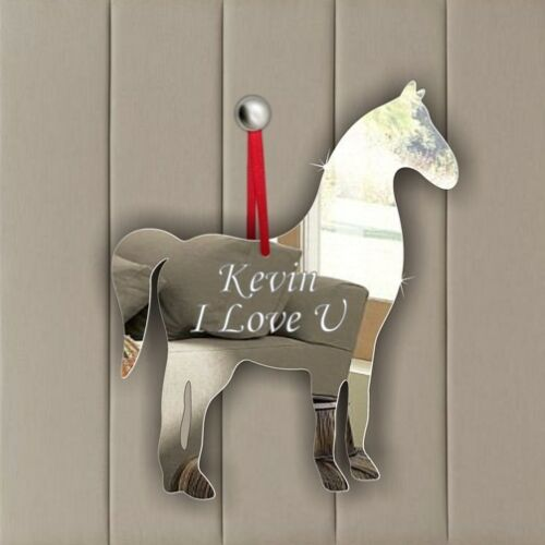 Personalised Horse Hanging Decor-Teacher-Birthday Party-Present-Gift Tag