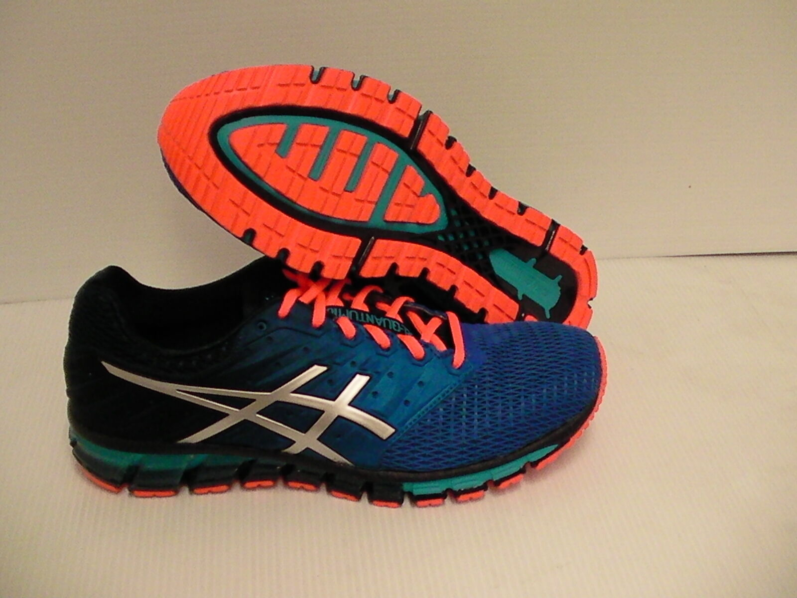 Asics gel quantum 180 dark 2 dark 180 navy Uomo running shoes size 11 us d9caf0