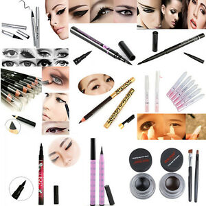 Makeup-Liquid-Gel-Cream-Eyeliner-Waterproof-Eye-Liner-Pen-Pencil-Beauty-Cosmetic