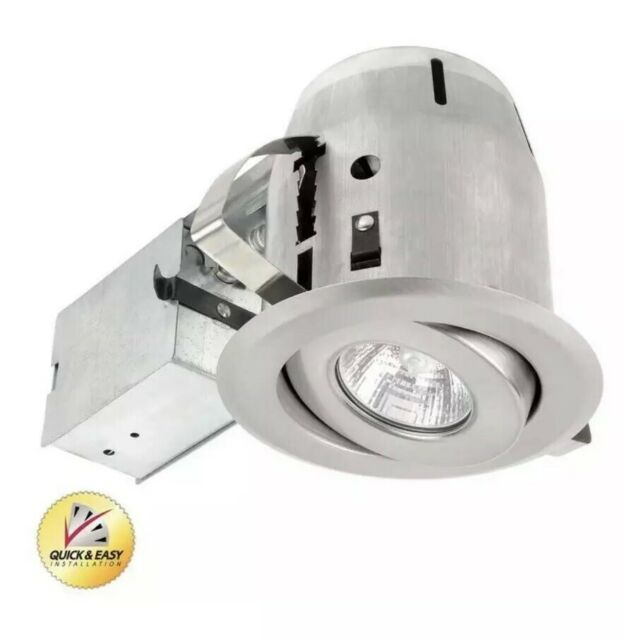 Gimbal Recessed Lighting Kit