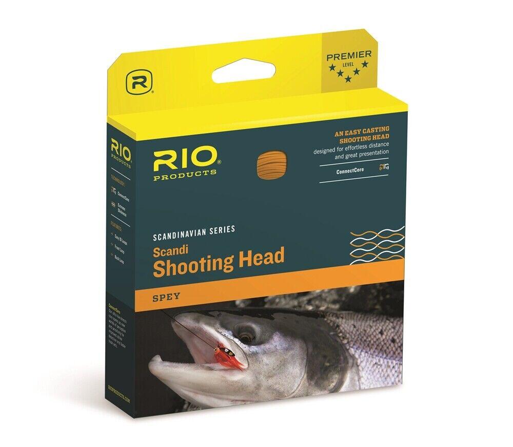 Rio Scandi Short Shooting Head - 240 grain - Spey Fly Line - FREE SHIPPING