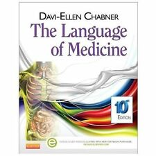 The Language Of Medicine by Davi-Ellen Chabner 10th Edition