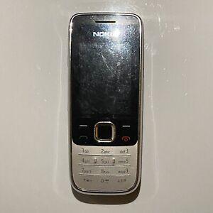 Nokia-2730c-2-0-034-3G-Plateado-Desbloqueado-condiciones-de-trabajo