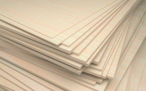 9,405€//m² Holzplatte 10 Platten Sperrholz Multiplex Birke  4mm 50 x 30 cm