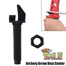 1pc archery shoot screw arrow rest right hand for recurve bow compound bow`DC