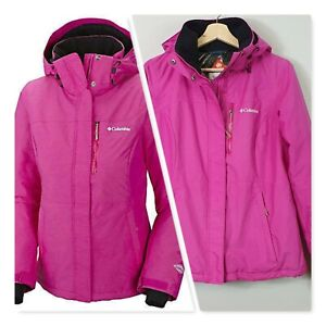 [ COLUMBIA ] Womens Alpine Action Omni-Heat Ski Jacket  | Size S or AU 10 / US 6