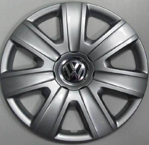 Coppe Ruota Copricerchi VOLKSWAGEN POLO 2009  14 pollici serie 4 coppe logo VW