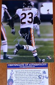 Image is loading Chicago-Bears-Devin-Hester-Autographed-23-Signed-8x10- 00069ad6c