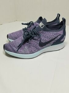 Details about New Nike Women's Air Zoom Mariah Flyknit Racer Shoes (AA0521 005) Light Carbon 7