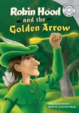 Robin Hood and the Golden Arrow (Read-It! Readers: Legends)-ExLibrary