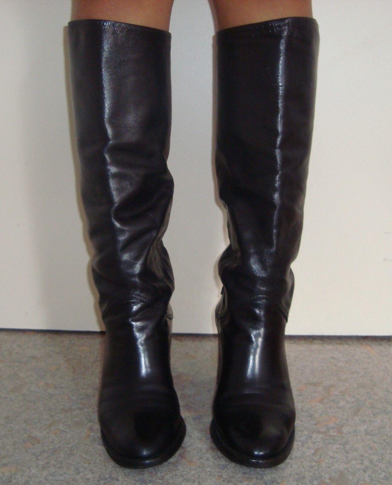 botas CAREL Cuir negro Pointure Pointure Pointure 37.5  las mejores marcas venden barato