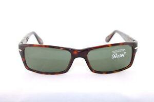 cfb8af3abab Image is loading Persol-Sunglasses-HandMade-brown -mottled-Frame-tempered-glass-