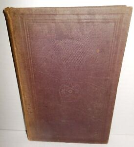 BOOK-Political-Debates-Between-A-Lincoln-and-S-Douglas-of-1858-1st-Ed-1860