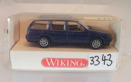 Wiking 1//87 Nr 043 01 18 VW Volkswagen Passat Variant Kombi dunkelblau OVP#3343