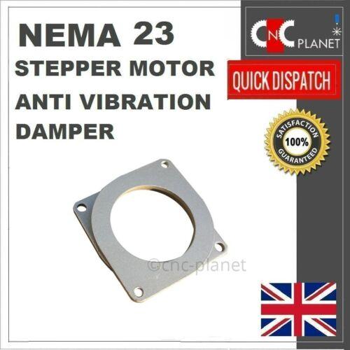 Nema 23 Stepper Motor Shock Absorber Anti Vibration Damper Mount Bracket 3d Prin