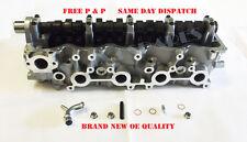 Ford Ranger Mazda Bongo B2500 Friendee Frieda 2.5TD WL Engine CylinderHead Built