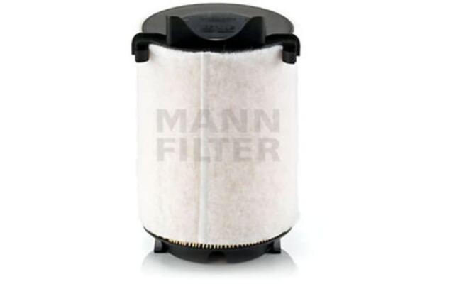 MANN-FILTER Filtro de aire SEAT LEON VOLKSWAGEN GOLF PASSAT AUDI A3 C 14 130/1