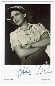 Lotte-Koch-2013-original-signierte-Autogrammkarte-hand-signed