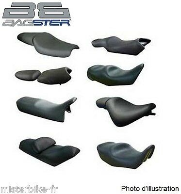 2626 Housse de Selle Rénovation Bagster NOIR Kawasaki ZR 7 99-00