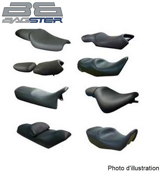 Housse de Selle Rénovation Bagster Noir  (2830) Honda VARADERO 125 01-11