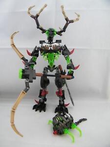 Lego Bionicle 71310 Umarak Le Figuré Complet Assemblé du Chasseur & Scorpion Rare