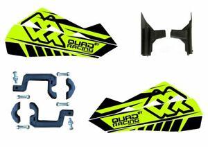 Universal USA 22mm Hand Protectors to Fit Yamaha Yfm350 Raptor SE 2007