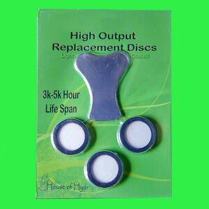 16mm ultrasonic Mist Maker TEFLON Replacement Discs for nutramist water fogger