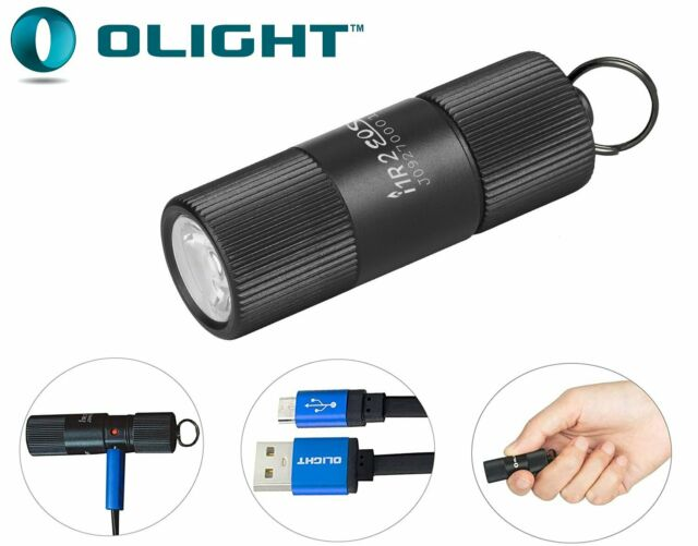 Olight Store Rechargeable Keyring LED Torch i1R EOS,High Quality Small...