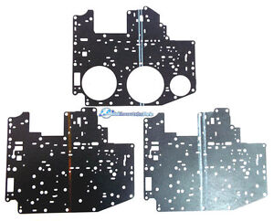 Details about Ford AOD Transmission Valve Body Upper & Lower Spacer Plate  Gasket Kit 1980-1993