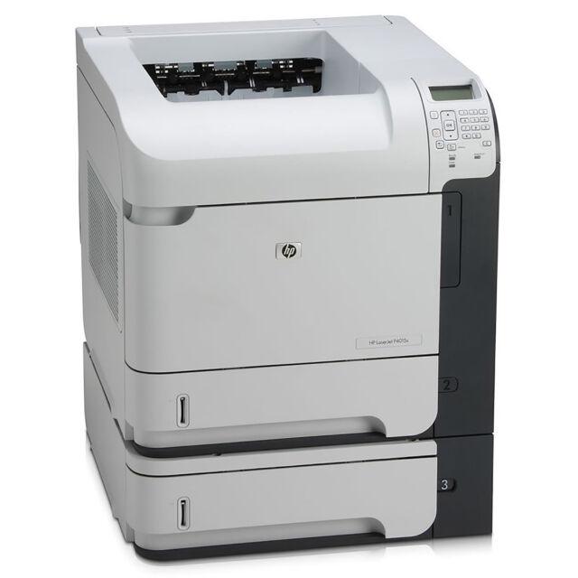 HP Laserdrucker P4015X Laserdrucker Netz Duplex mit Tray 479.055 Seiten #103