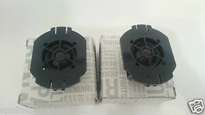 2 tweeters bose renault megane iv 4 original oem ebay. Black Bedroom Furniture Sets. Home Design Ideas