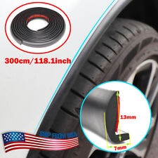 3m Universal Car Rubber Fender Flare Door Edge Weatherstrip Seal Cover Protector Fits 2005 Kia Amanti