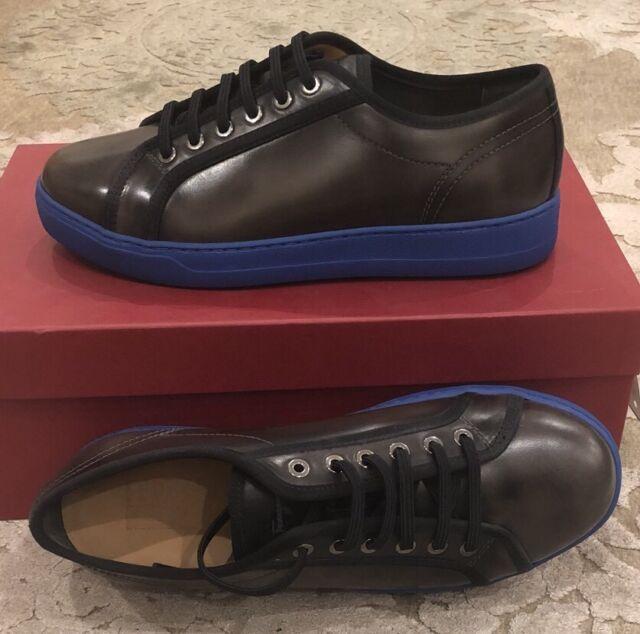 Salvatore Ferragamo Mens Shoes Black