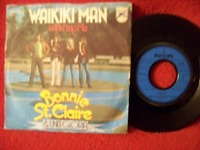 Bonnie St. Claire & Unit Gloria - Waikiki man / Will it help me  Philips 45