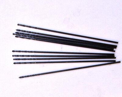 135 Deg Split Point Irwin HSS 12 PCS Number #34 M2  Screw Machine Drill Bits