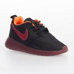 watch 94812 0284f Image is loading Nike-Roshe-Kids-Trainers-Infant-Junior-Run-Footwear-