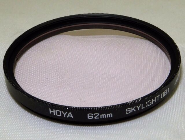 Hoya Skylight 1B 62mm Filter Made in Japan -  with minor scratches