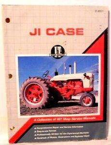 CASE-A-Collection-of-I-amp-T-Shop-Service-Manuals-C-201-See-Description