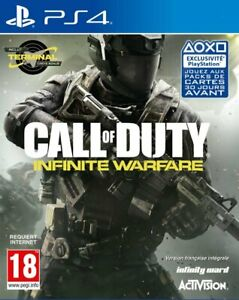 Call-Of-Duty-Infinite-Warfare-PS4-MINT-Super-FAST-amp-QUICK-Delivery-FREE