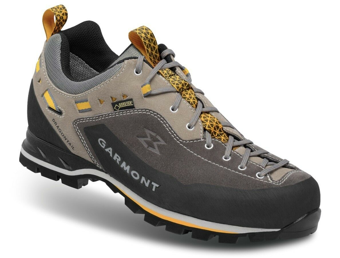 Garmont Dragontail Mnt GTX Chaussures D'Escalade D'Escalade D'Escalade de Randonnée Étanche Requin aa6074