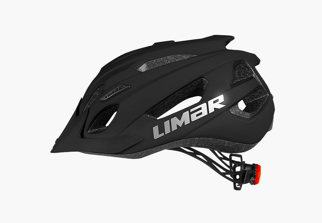 CASCO LIMAR URBE LED black OPACO