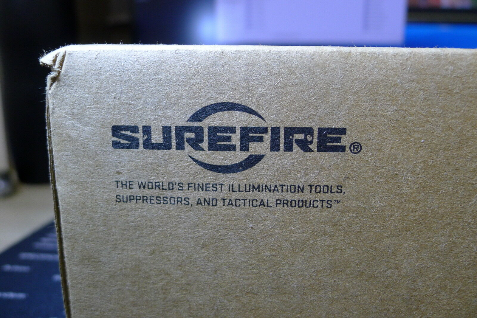 Worldwideshipping Surefire M600IB Scout Light with Z68 tailcap