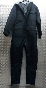 Men's Clothing Genuine British Sioen Black Ripstop Ecw Technician Coveralls Cold Weather 112cm Reliable Performance